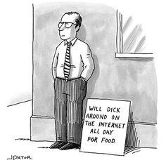 My future job search...