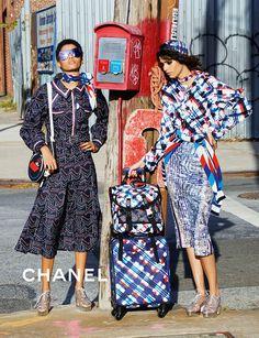 Chanel | Campanha de verão 2016