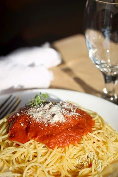 Homemade {All-Natural} Spaghetti Sauce from Redfly Creations