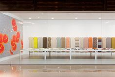 Maharam opens a luminous new showroom in the Pacific Design Center