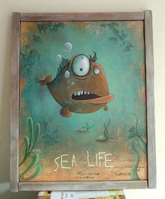 """Sea life"""