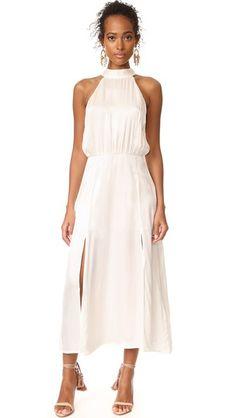 Zimmermann Sueded Picnic Dress