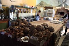 Open Friday through Monday, Wildflour is well-known bakery featuring their brick oven bread. They have a full menu of breads, biscotti, cookies as well as coffee and tea. 140 Bohemian Highway in Freestone. #globalphile #travel #tips #destinations #roadtrip2016 #lonelyplanet #ca #foodie http://globalphile.com/city/santa-rosa-sebastapol-california/