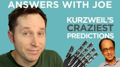 Ray Kurzweil's predictions have an 86% success rate. But what he sees in the next 50 years are mind-blowing. Support the channel on Patreon! www.patreon.com/...