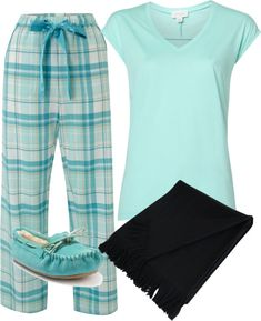 """Pajama day [:"" by darian-nobriga on Polyvore"