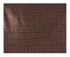Alfombra de yute, marrón – 276x210 cm