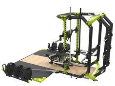 The Rack - THD Line - Titan Fitness