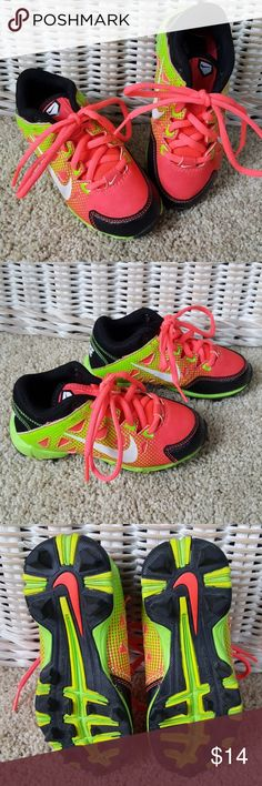 Nike Hyperdiamond Kids Cleats Size 10C Unisex cleat from Nike in excellent used condition. Size 10C. Fdom a smoke-free home. Nike  Shoes