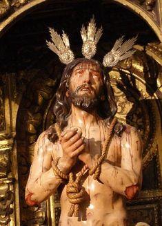 Cristo de la Caridad, iglesia del Hospital de la Santa Caridad, Pedro Roldán