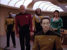 Naelavok, redditor e trekkie, ha rieditato alcune scene tratte dagli episodi della serie Star Trek: The Next Generation montando i blooper assieme a...