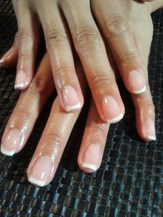 Image result for shellac french manicure