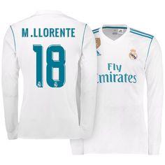 2552b1385bd 10 beste afbeeldingen van Llorente - Real Madrid
