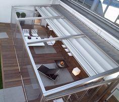 Design Dream House Young People: Aluminium Pergola Interior Design