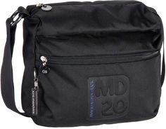 Mandarina Duck MD20 City Bag Black - Umhängetasche