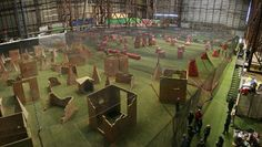 Indoor Paintball Arena | Paintball Arena: Paintball fields in Copenhaguen EUR