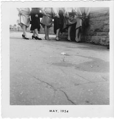 Legs May 1954