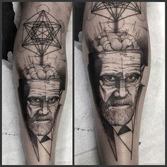 Tattoo by Fredao Oliveira