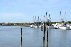 A variety of information about Holden Beach, North Carolina