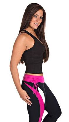Go from G to T to L with these workout clothes from Jersey Shore's Sammi Giancola!