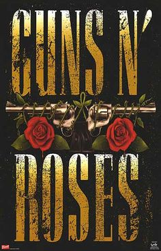 Guns N Roses awesome Rock group... the tapes rocked...