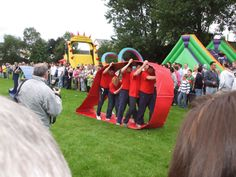 Yard Games for Parties | When should we play this game in the outdoor teamwork games trip ?