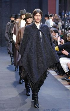 HERMES - 2012-2013 Paris Collection autumn-winter