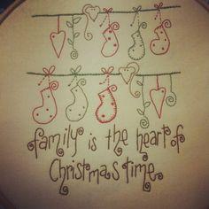 Christmas Stitchery | Flickr