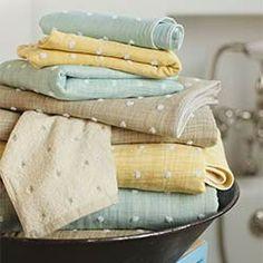 puff towels at vivaterra.com