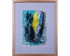 Galbăn de alb - pictură în ulei pe carton, artist Iurie Cojocaru Night, Artwork, Painting, Work Of Art, Auguste Rodin Artwork, Painting Art, Artworks, Paintings, Painted Canvas
