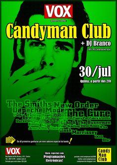 Nick Cave smoking (Vox Bar, 2009)