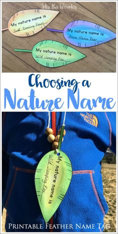 Choosing a Nature Na