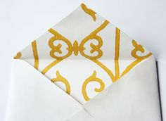 i d l e w i f e : DIY: envelopes