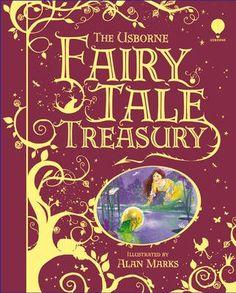 Fairytale Treasury (Clothbound Story Coll… - Books | WHSmith