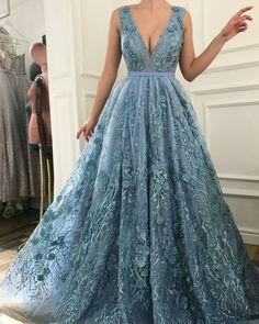 Teuta Matoshi Duriqi™ Evening Hush TMD Gown