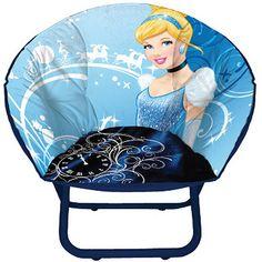 Disney Princess Cinderella Toddler Saucer Chair Cinderella Bedroom, Disney Princess Cinderella, Disney Junior, Baby Disney, Disney Jr, Disney Furniture, Toddler Rooms, Toy Kitchen, Big Girl Rooms