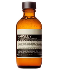 Parsley Seed Facial Cleanser, Aesop. Shop more from the Aesop collection. This is a great product.
