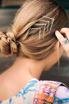 Gorgeous Hair Ideas for Holiday Party Season