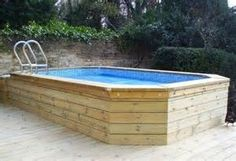 above ground pool / swimming pools / Azure Pools  Hot Tubs