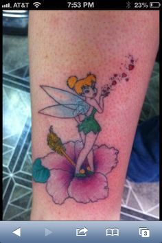 Tinkerbell by Richie