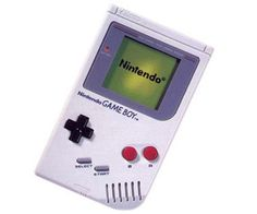 Game Boy - Totally Awesome 90's Tech Toys