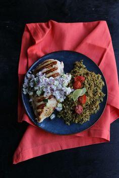 marinated grilled chicken #GoAutentico #SoCu #Ad    @CaciqueInc