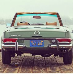 280 Sl ??? Why not.
