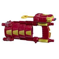 Hasbro Marvel Captain America Civil War Slide Blast Armour Iron Man Nerf Toy for sale online