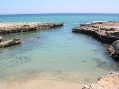 Beach recommendations in Ostuni