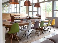 Spoinq, a Dutch design label. Nice chairs, designed by Ruud Jan Kokke.