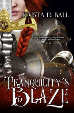My World...in words and pages: Book Review: Tranquility's Blaze