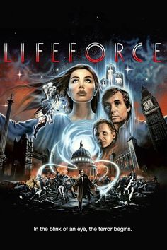 lifeforce movie | Lifeforce (1985) | Movie | flickfacts.com