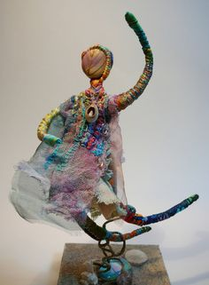 art dolls « Art by Joy A. Kirkwood