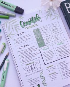 Meiose by - Apuntes Bonitos ✍️ - Genetik study Notizen. Meiose by Genetik study Notizen. Meiose by Apuntes Bonitos ✍️ - Bullet Journal Writing, Bullet Journal Notes, Bullet Journal School, Bullet Journal Ideas Pages, Cute Notes, Pretty Notes, Good Notes, Beautiful Notes, School Organization Notes