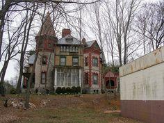 Old Irish Mansions | Huntsville Al